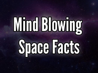 20 Amazing Space Facts That Will Blow Your Mind