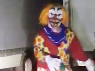 10 Creepy Clown Sightings Caught on Video