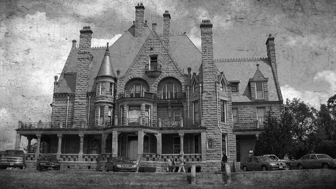 This is one of Canada's most haunted places