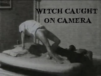 Here are 9 witches caught on camera