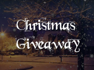 Christmas Giveaway The First!
