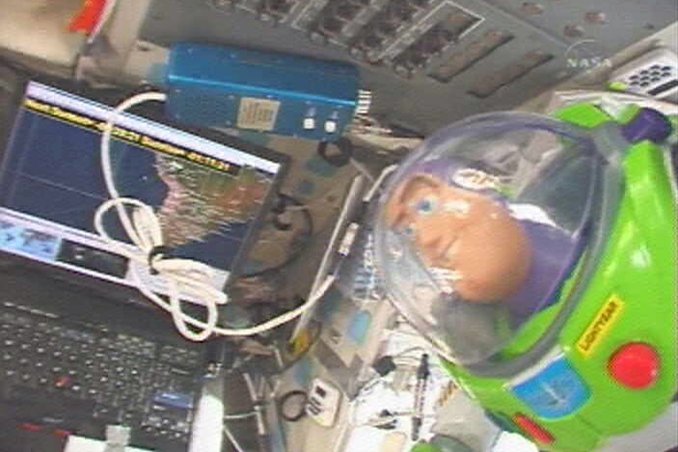These are the weirdest things sent into space