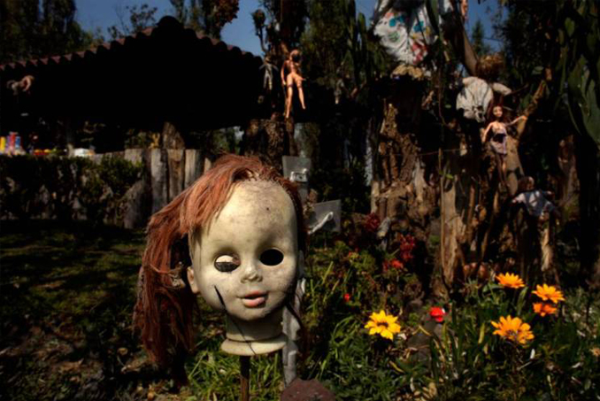 These are the most haunted places in Mexico