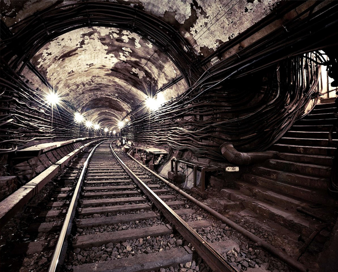 Metro 2 in Russia is one of the most forbidden places on Earth