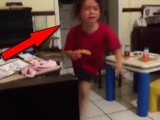 Here's some extreme poltergeist activity caught on camera