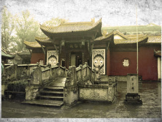 These are the most haunted places in China