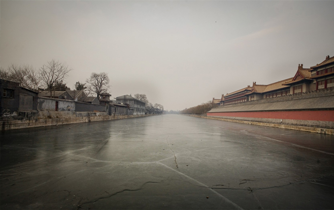 The Forbidden City in Beijing is thought to be one of the most haunted places in China