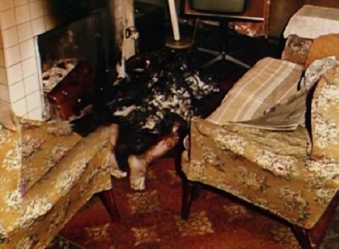 The spontaneous combustion of Michael Faherty is a trouble death indeed. It's one of many Supernatural Deaths That Have Left Authorities Baffled