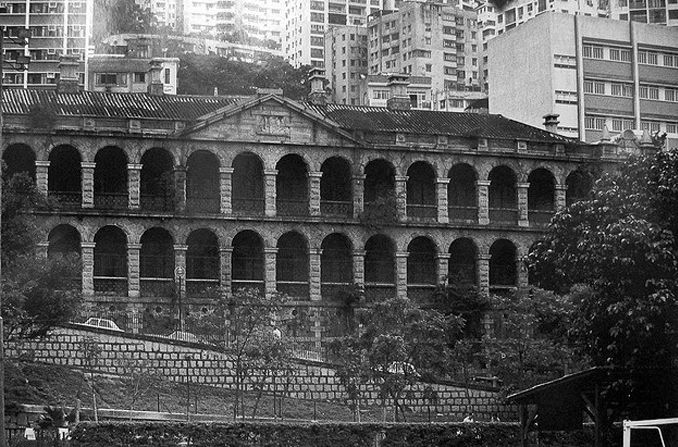 The Sai Ying Pun Community Complex is definitely one of the most haunted places in China