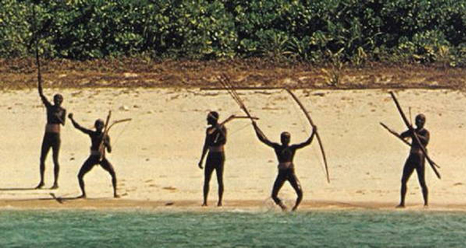 The dangerous Sentenelese people are one of the most Most Isolated and Dangerous Tribes in the World