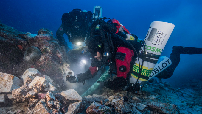 The Antikythera is one of the Most Valuable Shipwrecks Ever Found