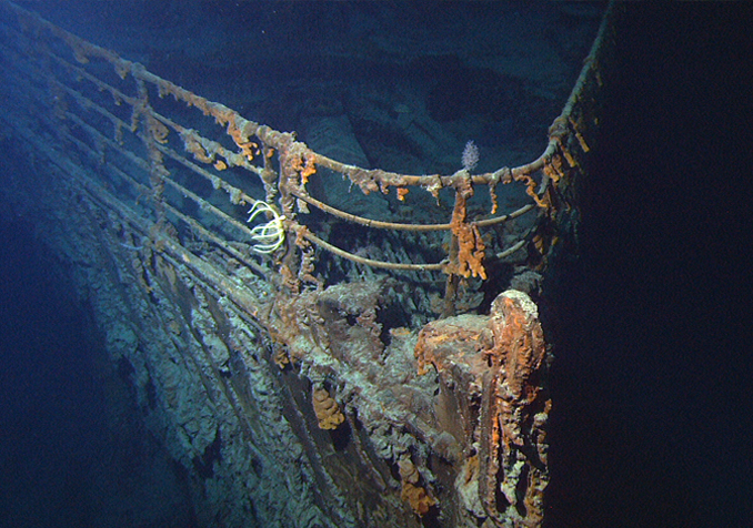 The Titanic is one of the Most Valuable Shipwrecks Ever Found