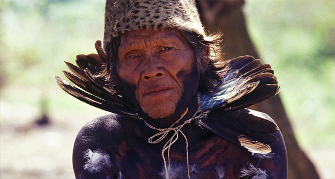 The Totobiegosode natives are one of the Most Isolated and Dangerous Tribes in the World