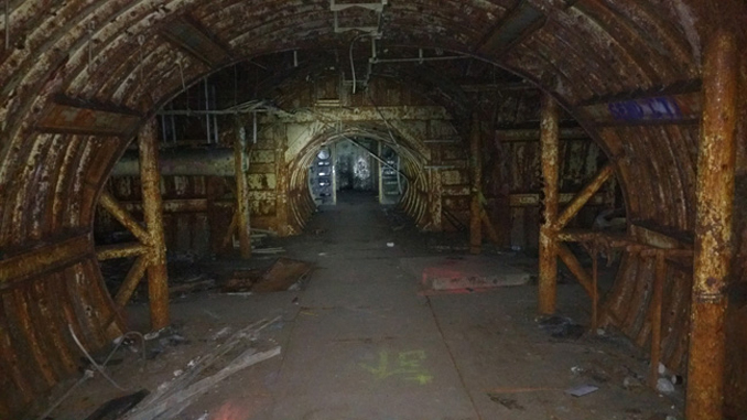 Abandoned Missile Silo - 10 Creepiest Things Discovered in Abandoned Buildings