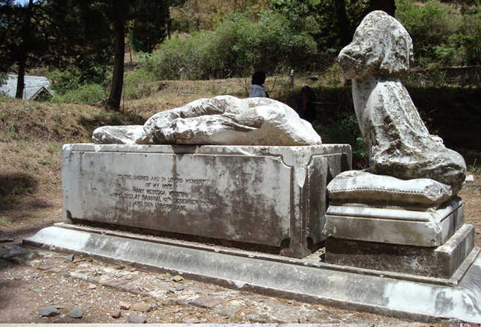 Dagshai cemetery is one of the Most Haunted Places in India