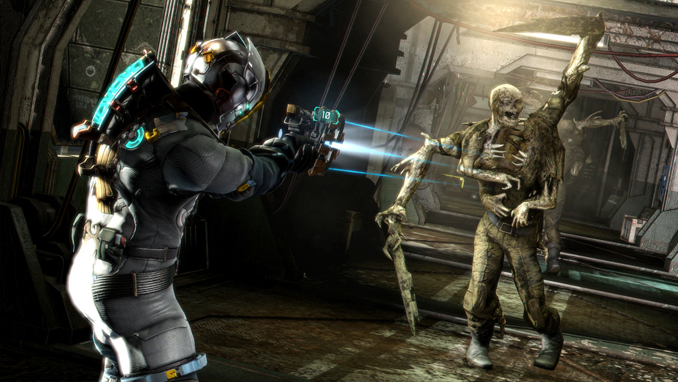 Dead Space is one of the scariest video games ever made.