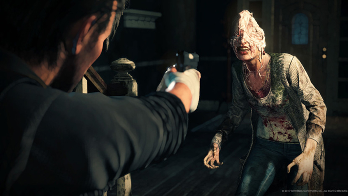 The Evil Within 2 is one of the scariest video games ever made.