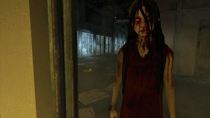 FEAR is one of the scariest video games ever made.