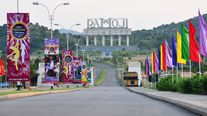 The Ramiji Film City in india is one of the Most Haunted Places in India