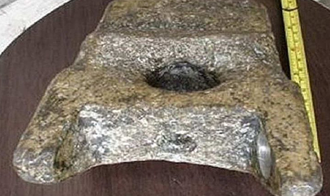 The Aluminium Wedge of Aiud is one of many Historical Events No One Can Explain