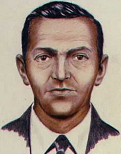 DB Cooper was involved in one of manny unsolved heists.