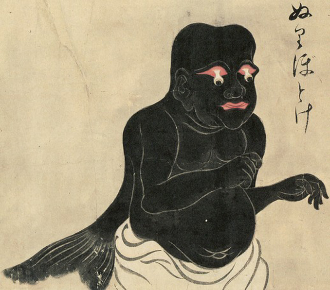 The Nuribotoke are one of many creepy ghosts and demons from Japanese folklore