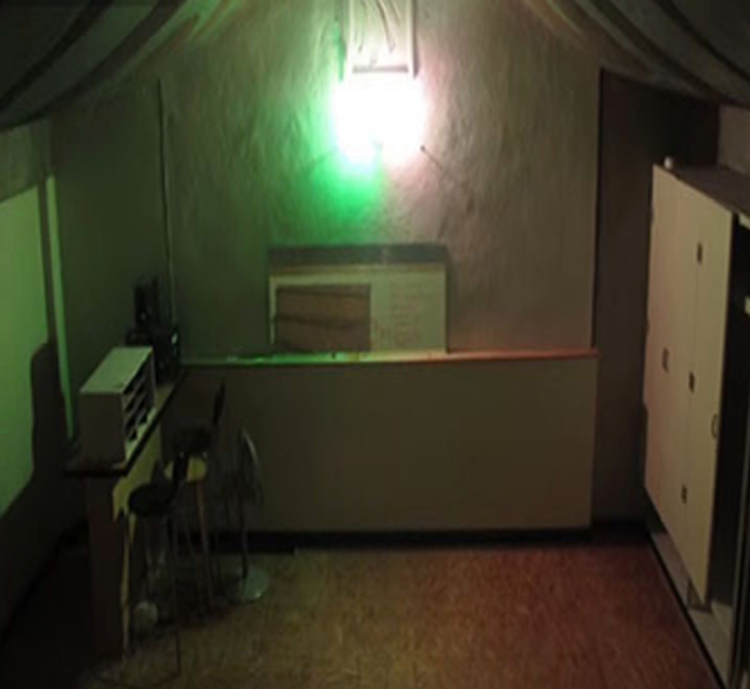Secret room discovered under a house in New Mexico - 10 Creepiest Secret Rooms Ever Discovered