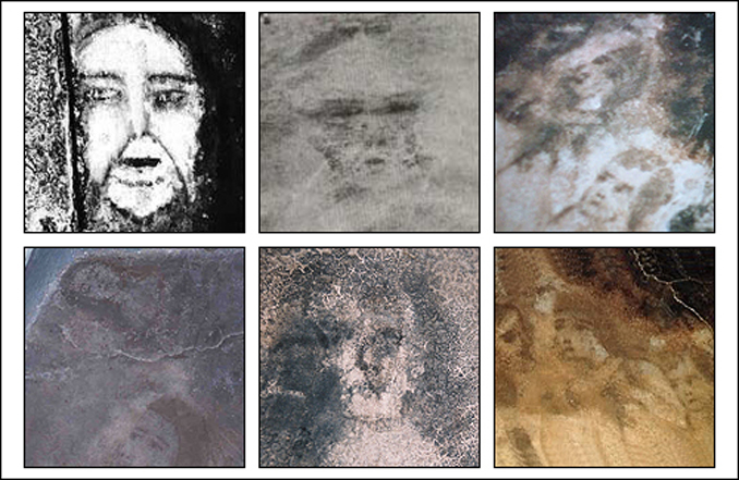 The Belmez Faces is one of many strange paranormal events that have left historians baffled.