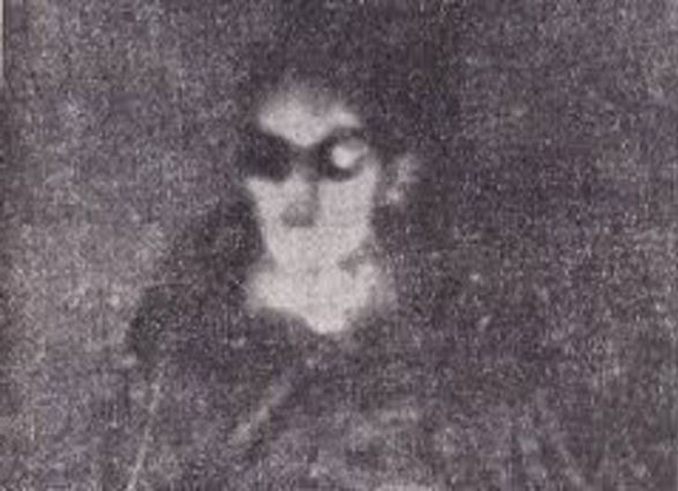 This is one of many real alien photos that many prove their existence.