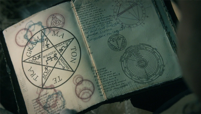 The Grand Grimoire or Devil's Book is is one of many Baffling and Unexplained Events from the Past