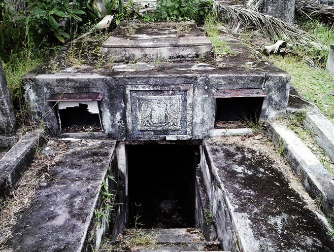 The Moving Coffins of Barbados is one of the most Baffling Events That Remain Unsolved