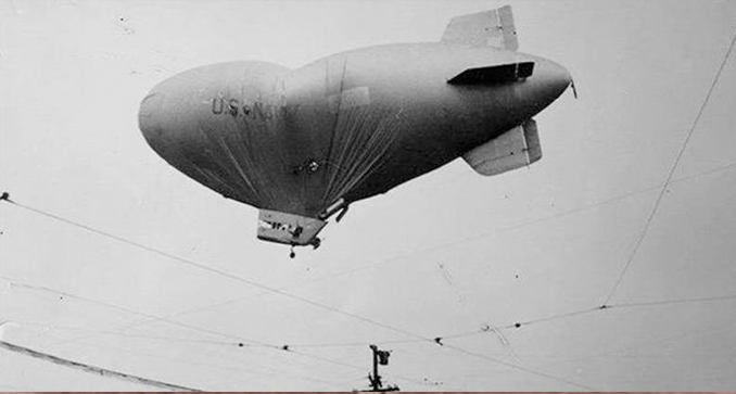 The San Francisco ghost blimp is one of many Eerie Historical Events Experts Struggle to Explain