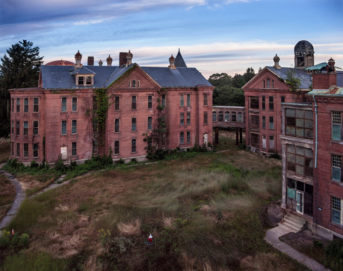 The Taunton State is one of many haunted hospitals that will make your blood run cold.