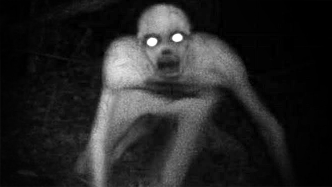 The Rake seen on trail camera - 8 Mythological Creatures Caught on Camera