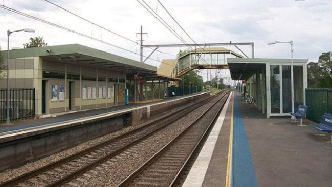 Macquarie Fields Station is one of many Haunted Train Stations Around the World