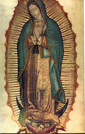 The miraculous tale of our lady of Guadalupe is one of many Historical Mysteries That Have Left Experts Stumped