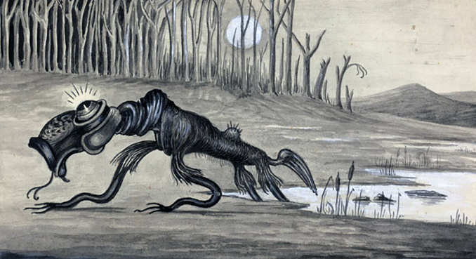 The Bunyip is one of Australia's Creepiest Urban Legends