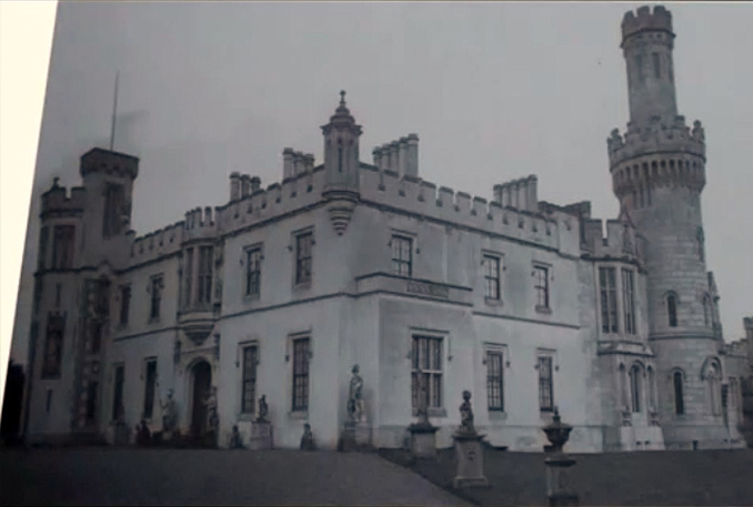 Ducket's Grove is one of Ireland's Most Notorious and Haunted Places