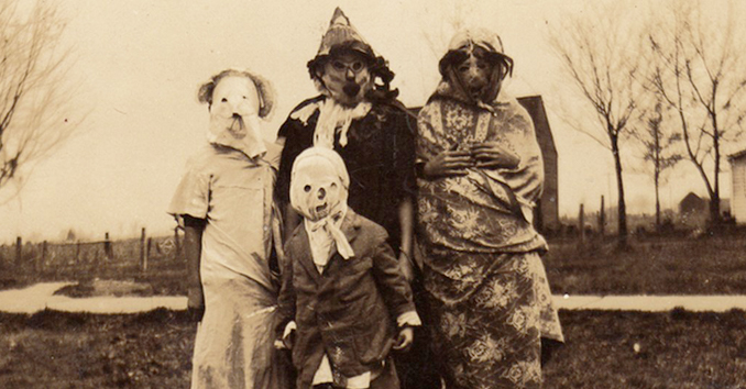Vintage Halloween costumes - The Scariest Halloween Costumes of All Time