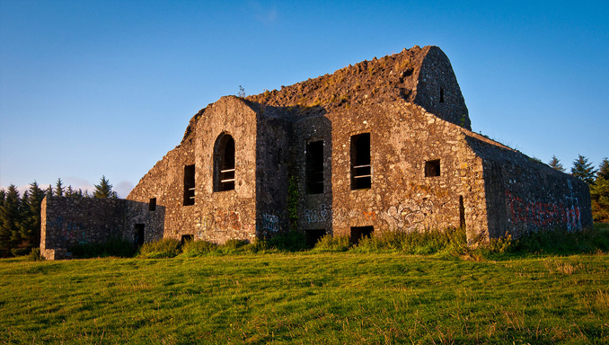 The Hellfire Club in Dublin is one of Ireland's Most Notorious and Haunted Places