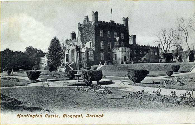 Huntington Castle is one of Ireland's Most Notorious and Haunted Places