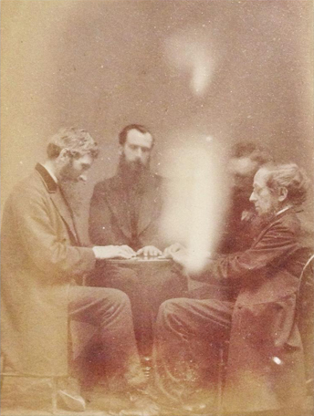 These vintage ghost photos will freak you out.
