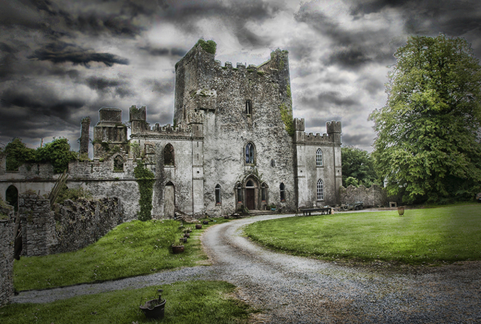 Leap Castle is one of Ireland's Most Notorious and Haunted Places