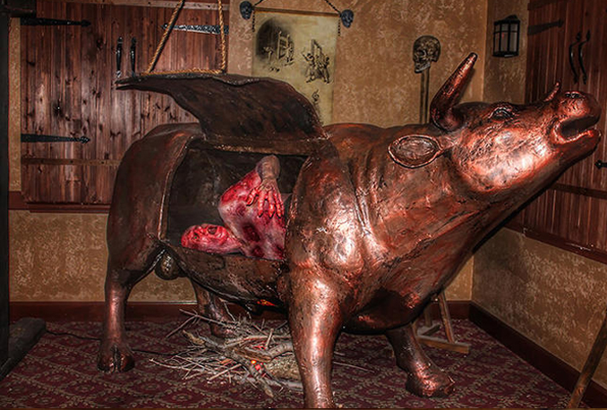 The Medieval Torture Museum is one of the Creepiest Museums in the World