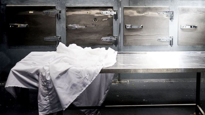 The morgue under crown casino is one of Australia's Creepiest Urban Legends