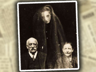 These are the scariest vintage ghost photos ever taken.