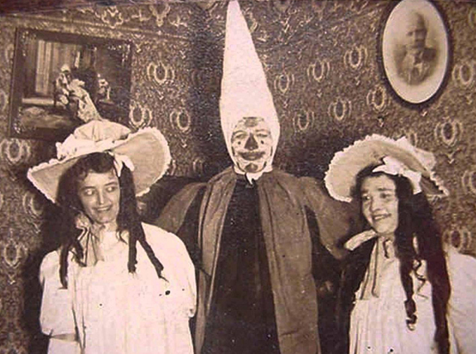 Scary Halloween Costumes - The Scariest Halloween Costumes of All Time