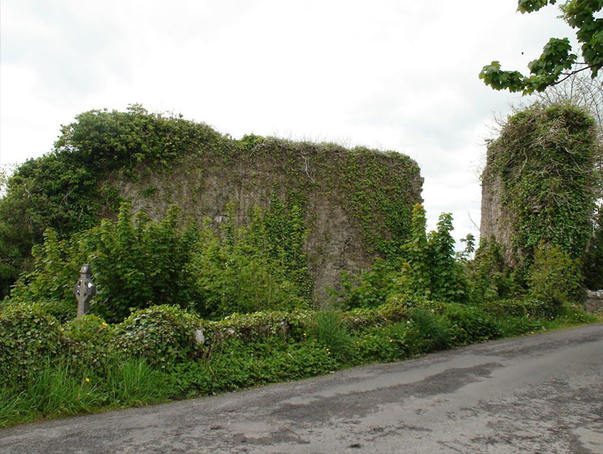 St Katherine's Abbey is one of Ireland's Most Notorious and Haunted Places