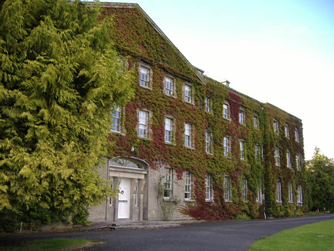 Maynooth House is one of Ireland's Most Notorious and Haunted Places