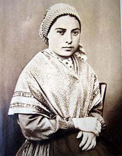 Bernadette Soubirous is one of the Most Bizarre Miracles Ever Documented